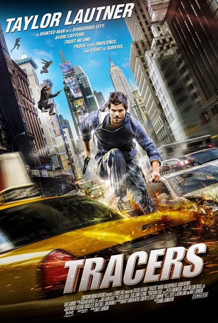 TRACERS poster