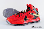 nike lebron 10 ps elite championship pack 15 06 Release Reminder: LeBron X Celebration / Championship Pack