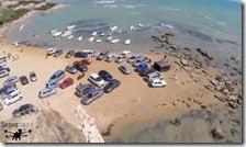 Spiagge delle Pergole