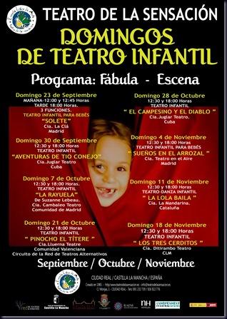 Domingos Teatro Infantil(1)
