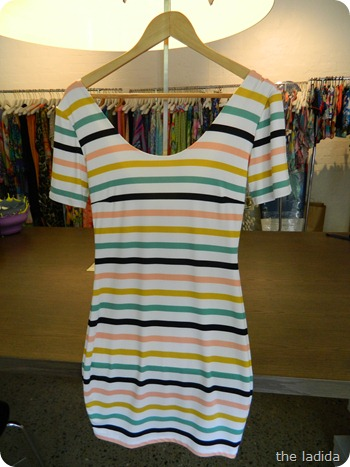 SB PR - Nookie Beach - Club House Tee Dress