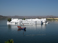 Lake Palace - Udaipur, Rajasthan