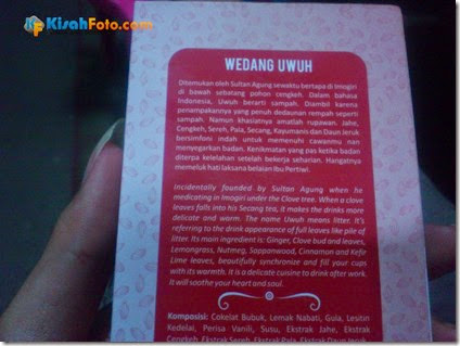 Cokelat nDalem Wedang Uwuh Kisah Foto Blog_03