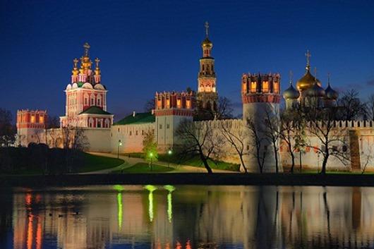 МоскваНоводевичий-монастырь