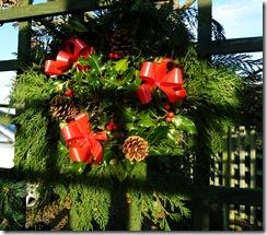 paddock wreath