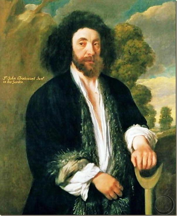 Thomas De Critz, John Tradescent