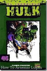 P00046 - Coleccionable Hulk #46 (de 50)