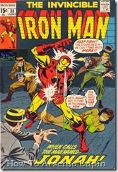 P00182 - El Invencible Iron Man #38
