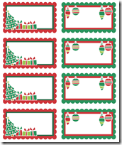 etiquetas navidad  (1)