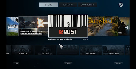 Steam OS in Ubuntu 14.04 Trusty