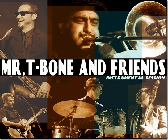 Mr.T-Bone & Friends