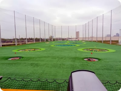 TopGolf course