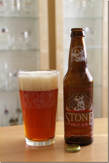 Stone Pale Ale g&b