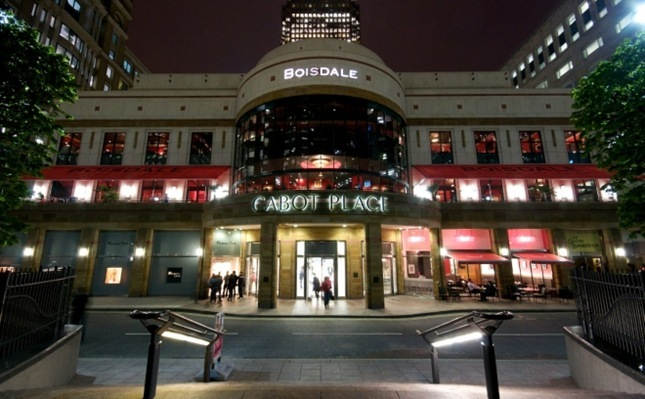 Boisdale at Canary Wharf