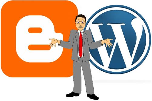 Mana Yang Lebih Baik: Wordpress Atau Blogger?