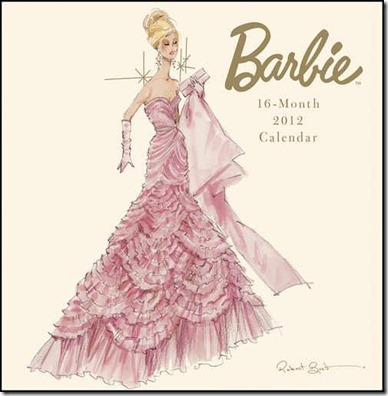 barbie-2012-mini-wall-calendar-2784