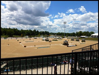08 - Rolex Arena - Dressage Competition
