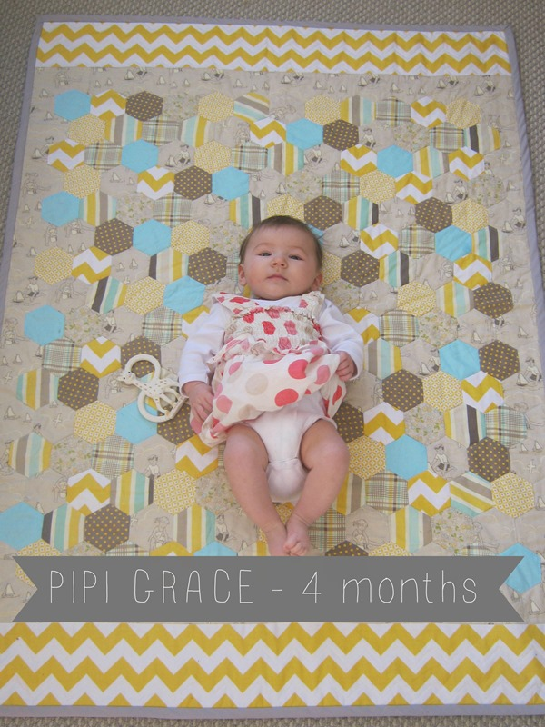 Pipi Grace 4 months