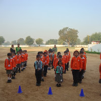 Primary on 4th February 2014 GDA Harni