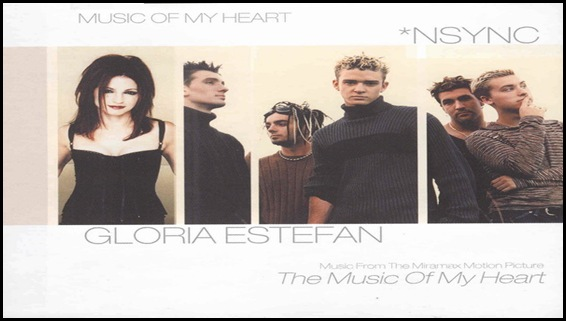 N'SYNC & Gloria Estefan - Music of my heart