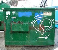 dumpster