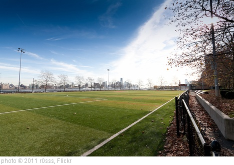'Hoboken Soccer Field' photo (c) 2011, r0sss - license: http://creativecommons.org/licenses/by-nd/2.0/