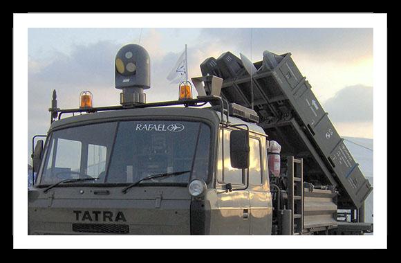 Rafael Advance Missile Defense Anti Aircraft