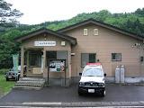 A police box in rural Aomori