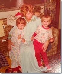 Haley, Sandy, Brian