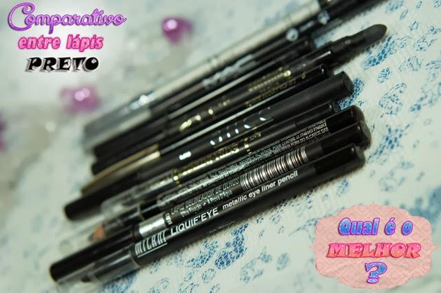 melhor lápis preto