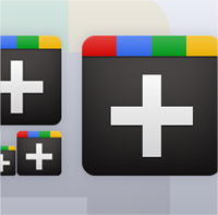 10 paquetes de botones de Google+