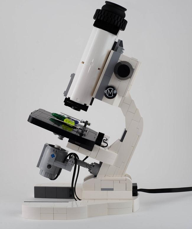 LEGO Microscope MkII