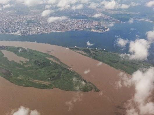 Rio Amazonas, Santarém - Parà