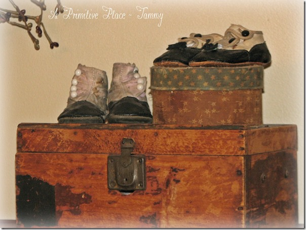 A Primitive Place ~ Tammy