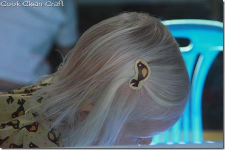Birdie Hairclip