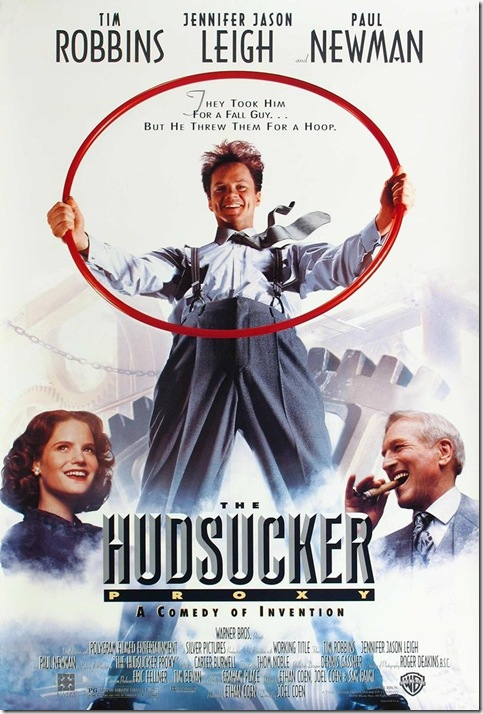 The Hudsucker Proxy (Poster)