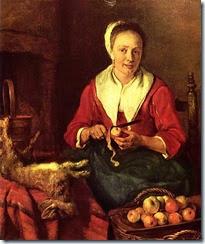 gabriel-metsu-woman