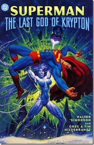 2011-08-28 - Superman - El Ultimo Dios de Krypton
