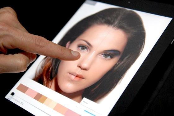 Livro: Maquiagem O Boticário chega ao iPad.