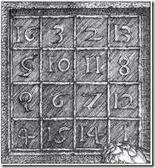 Quadrado mágico