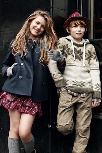 Ropa de Invierno 2013 para Jovencitas de 15 Años2