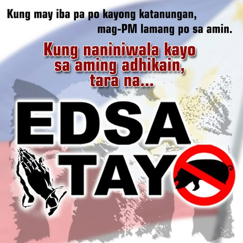 EDSA Tayo 2