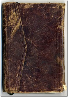 1847 Diary of Charles Alfred Harper