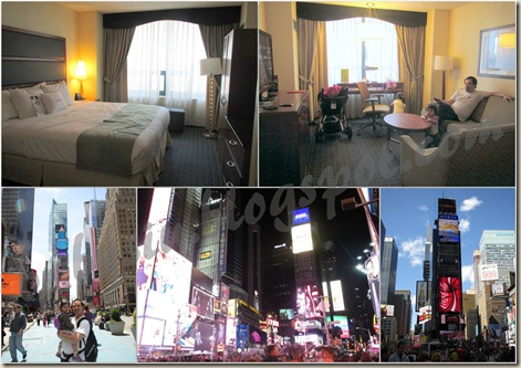 US trip 20122