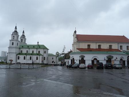 Obiective turistice Belarus: catedrala ortodoxa