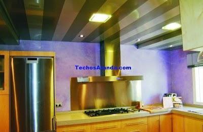 Falsos techos de aluminio Palma De Mallorca