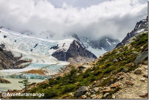 Laguna Torre e Glaciar Grande, El Chaltén 2