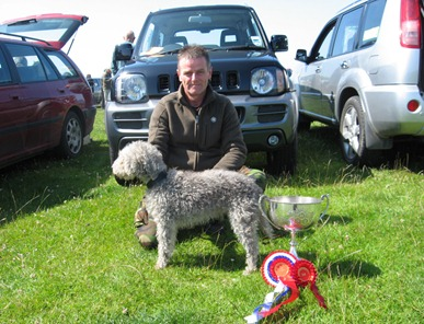 champ miss colin vet