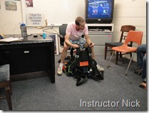 Instructor Nick