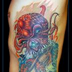 Octopus Tattoo Designs for Men